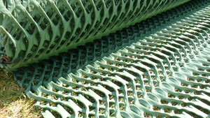 GRASSPROTECTA LITE Grass Protection Mesh ~ 10mm thick ~ 1mx10m